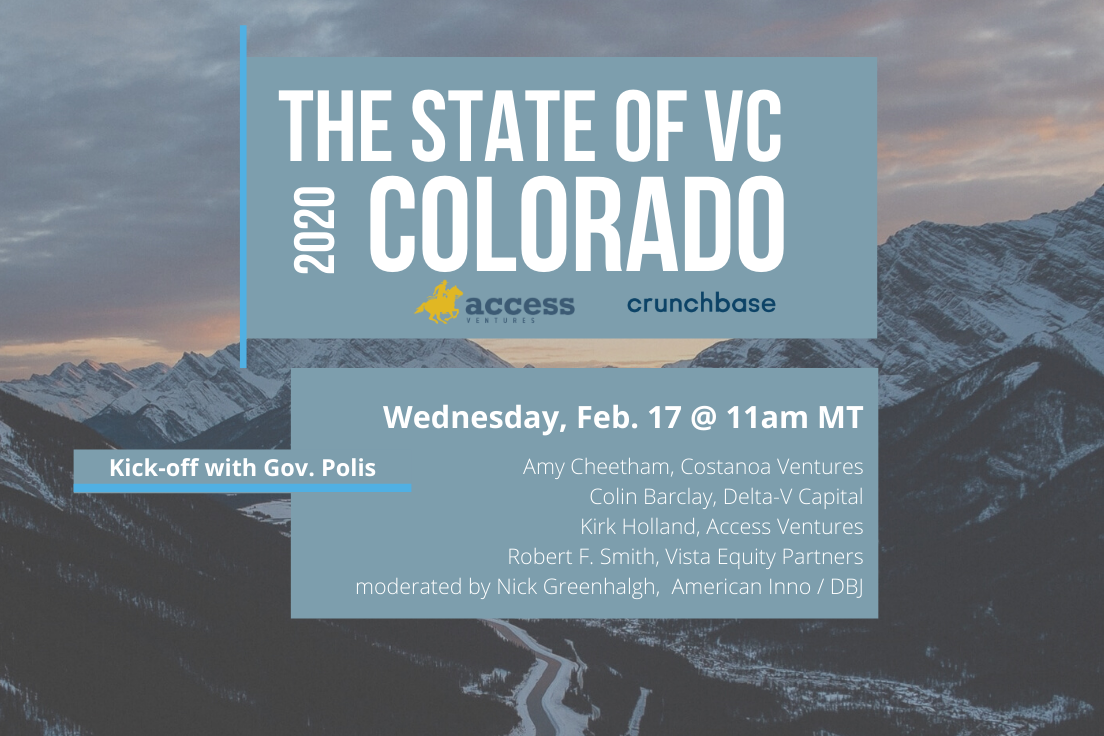 Panel recap: The State of VC & Investment Activity in Colorado